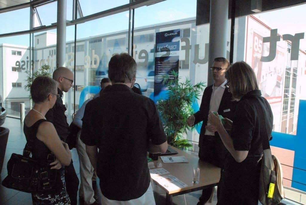 Vortag über Architektur 3D Druck - 3D Activation in Frankfurt