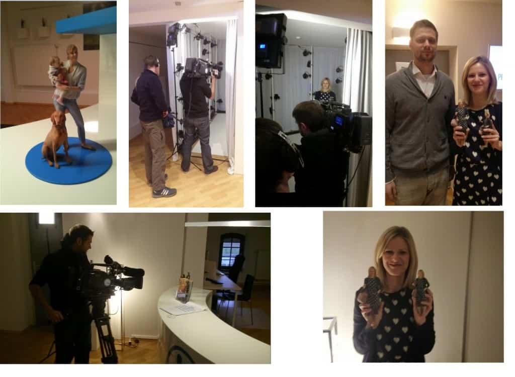 SWR Fernsehen zu Gast bei 3D-Activation