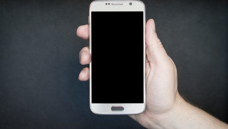 Smartphone-Symbol-Medizin-3D-Druck