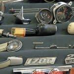 Auto-Ersatzteile-Symbolbild-3D-Drucker
